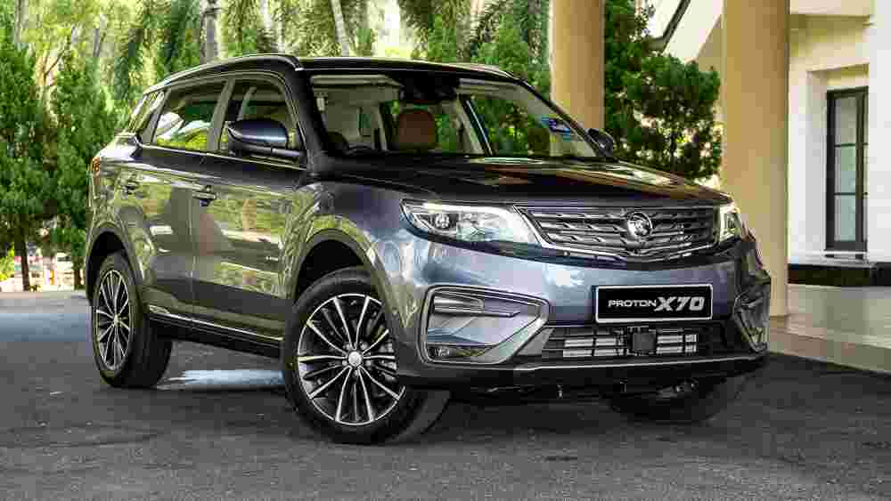 2020 Proton X70 CKD - 4 variants, which is the best to buy?