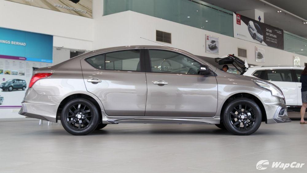 2018 Nissan Almera 1.5L VL AT Others 004
