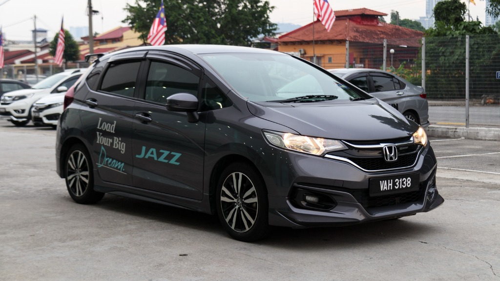 honda jazz 2018 white-I am not aware of the terms. What car to buy after first breaking the honda jazz 2018 white? Just assume that.02