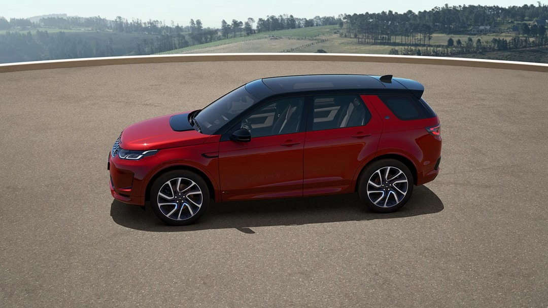 2020 Land Rover Discovery Sport Public Exterior 008
