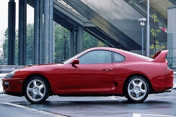 Toyota keeps classic Supras on the road with GR Heritage Parts project