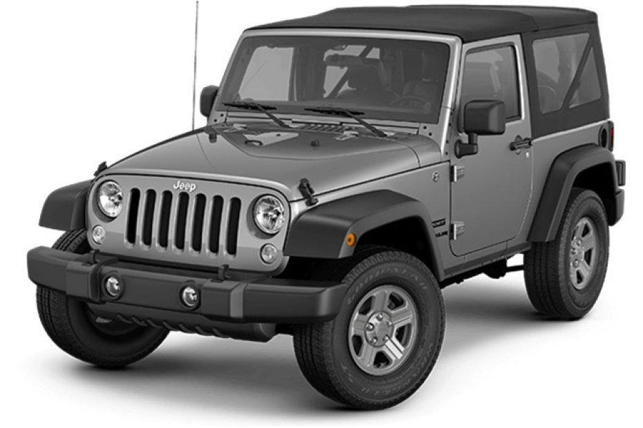 2014 Jeep Wrangler 3.6 Unlimited Sport