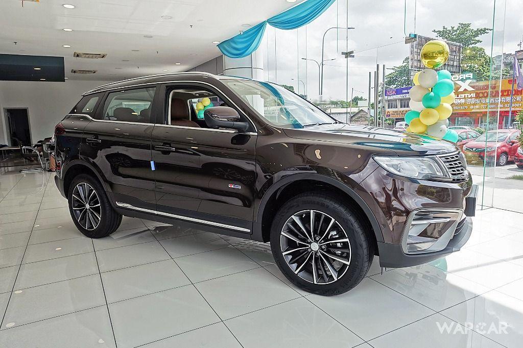 2018 Proton X70 1.8 TGDI Premium 2WD Others 003