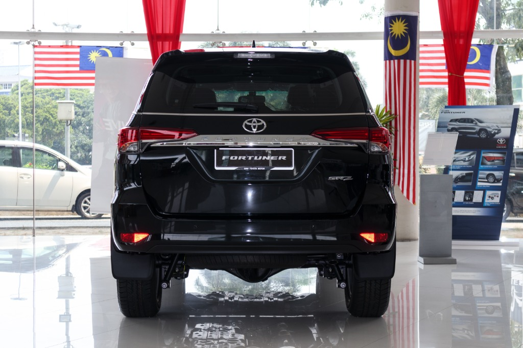 2018 Toyota Fortuner 2.7 SRZ AT 4x4 Others 005