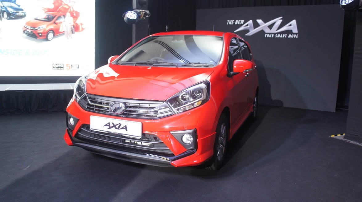 2019 Perodua Axia Advance 1.0 AT Others 002