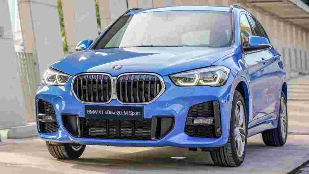 New 2020 BMW X1 facelift, now with M Sport – RM 233,800