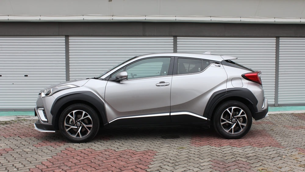 2019 Toyota C-HR 1.8 Others 007