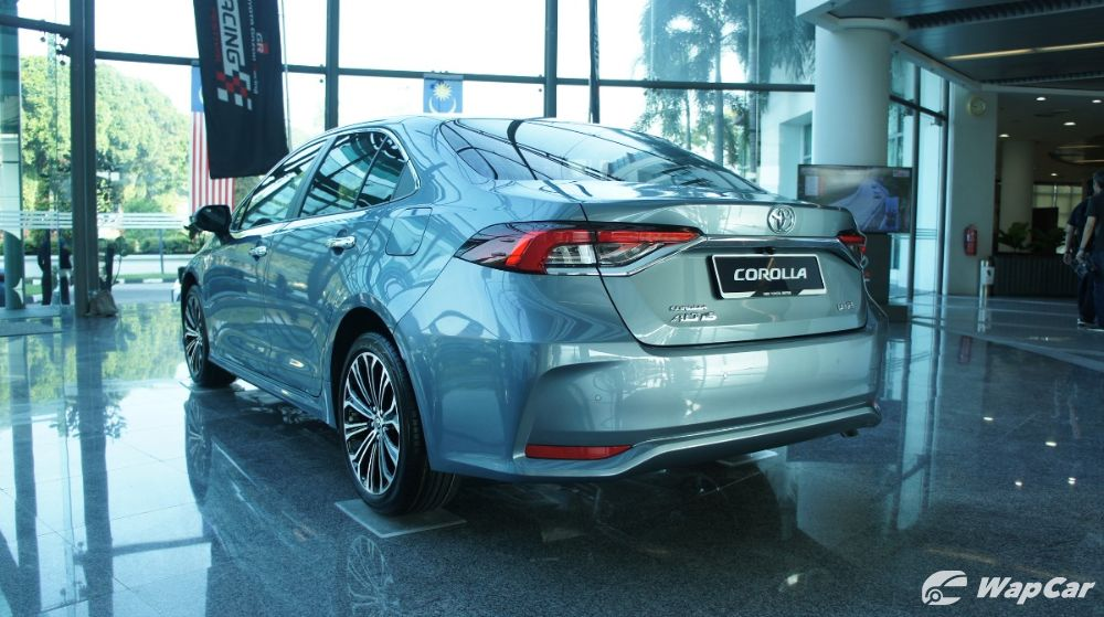 2019 Toyota Corolla Altis 1.8E Others 009