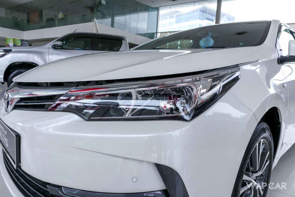 2018 Toyota Corolla Altis 1.8G Others 010