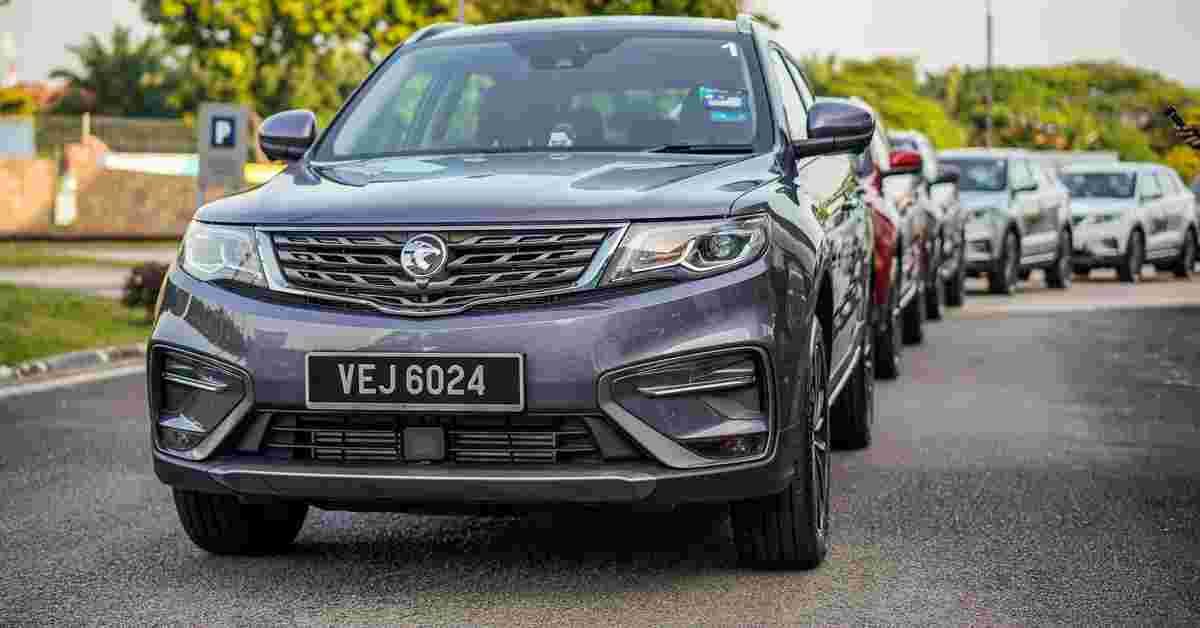 2020 Proton X70 CKD - Which colour looks best?