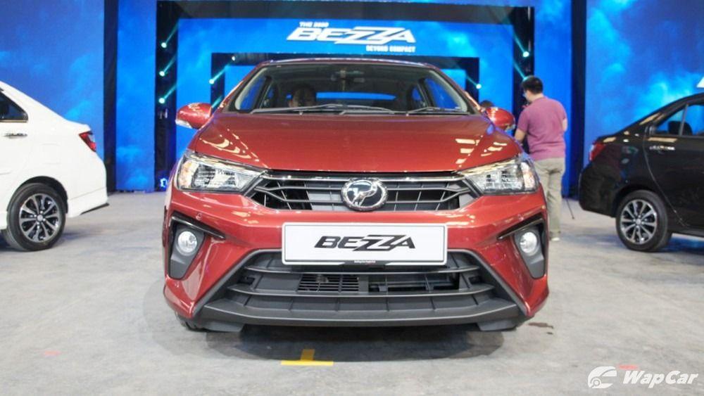2020 Perodua Bezza 1.3 AV AT Others 004