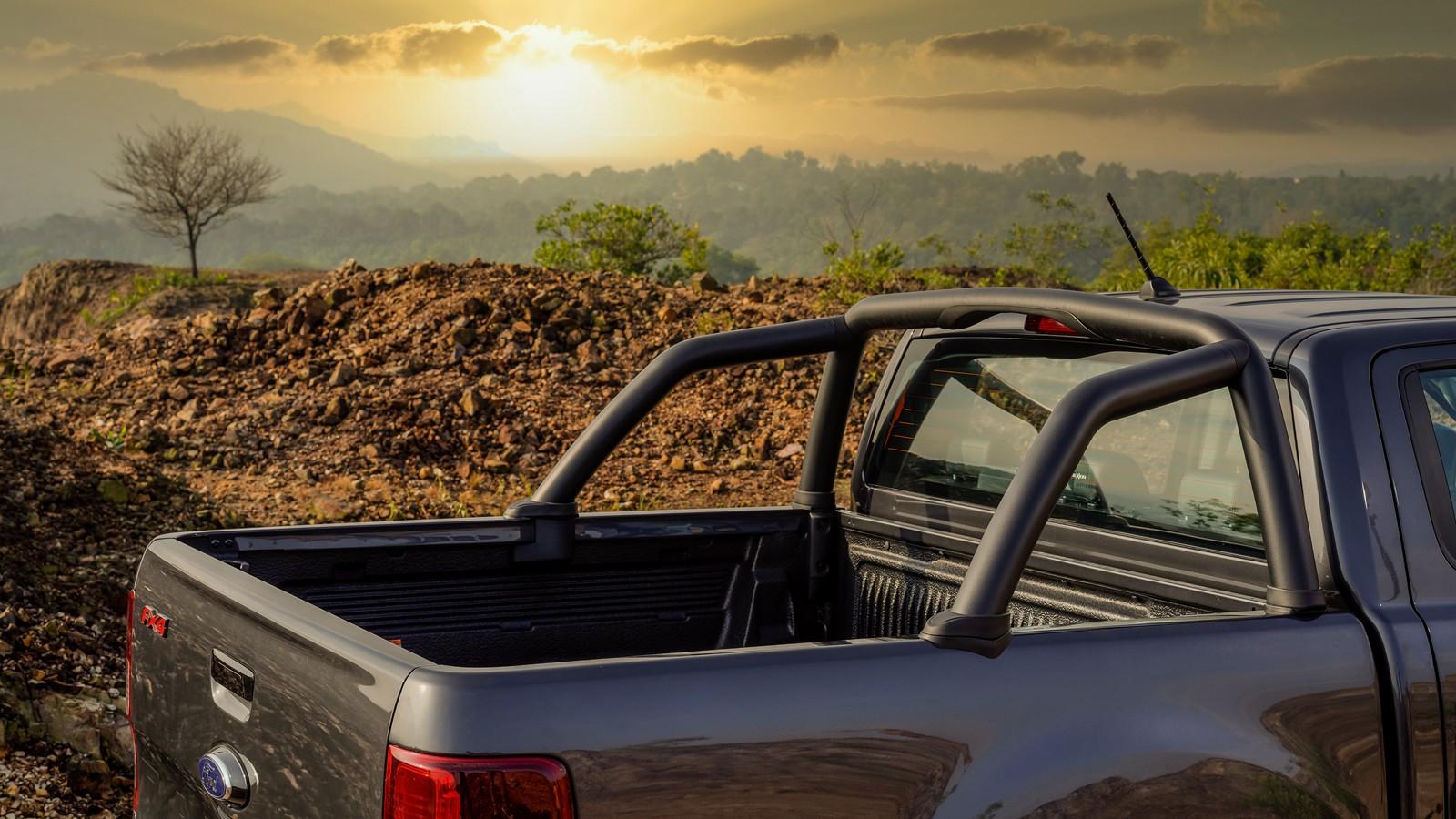 2020 Ford Ranger FX4 Exterior 007