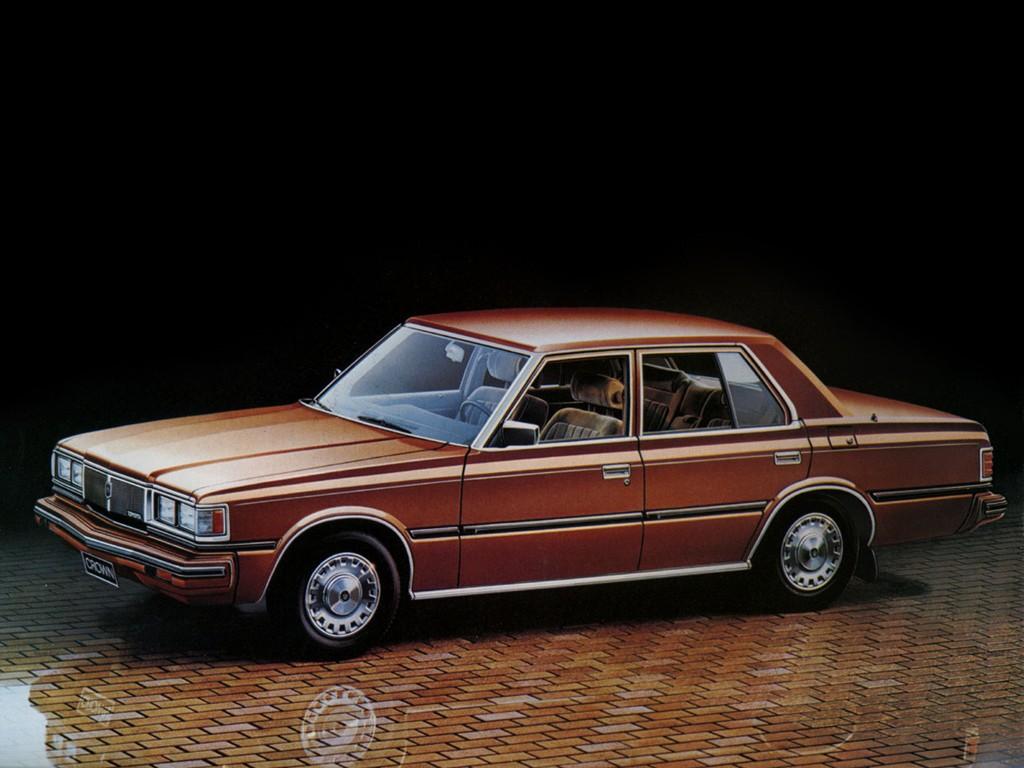 Toyota Crown 1980 ราคารถ สเปค ตารางผ่อนและรีวิว