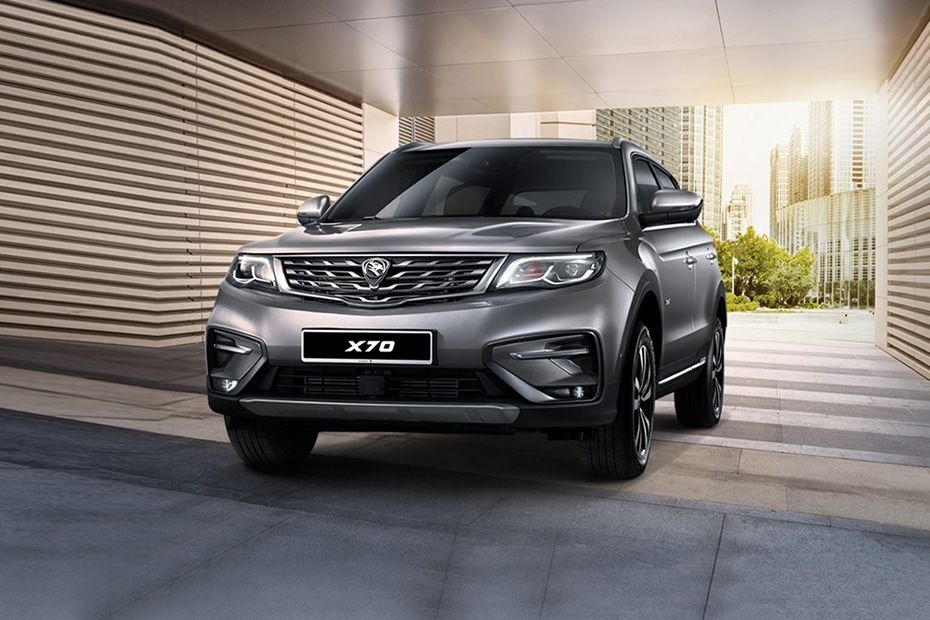 2018 Proton X70 1.8 TGDI Standard 2WD Price, Reviews,Specs,Gallery In Malaysia | Wapcar