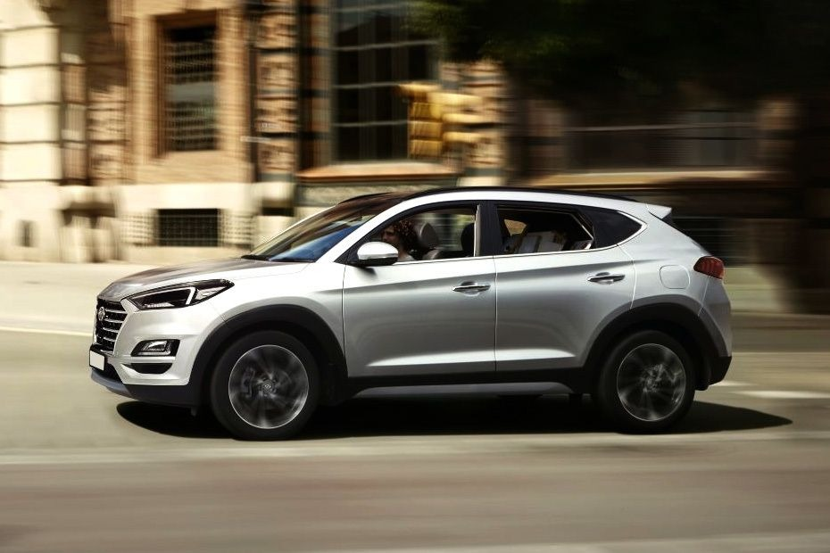Hyundai Tucson (2018) Others 006