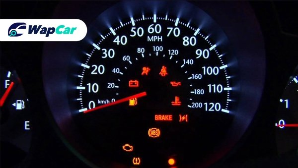 Warning lights on your car, what do they mean?