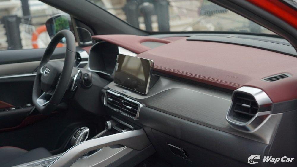 2020 Proton X50 International Version Interior 010