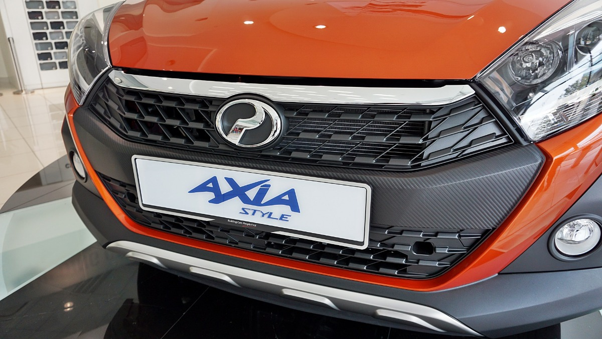 2019 Perodua Axia Style 1.0 AT Others 010