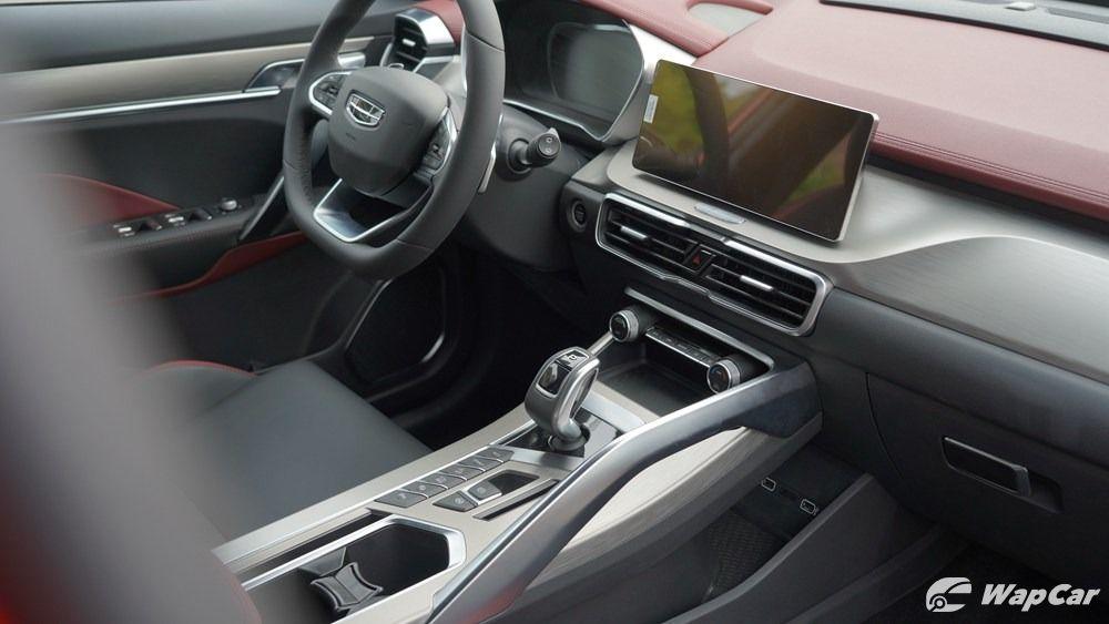 2020 Proton X50 International Version Interior 006