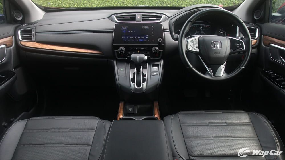 2018 Honda CR-V 1.5TC Premium 2WD Interior 001