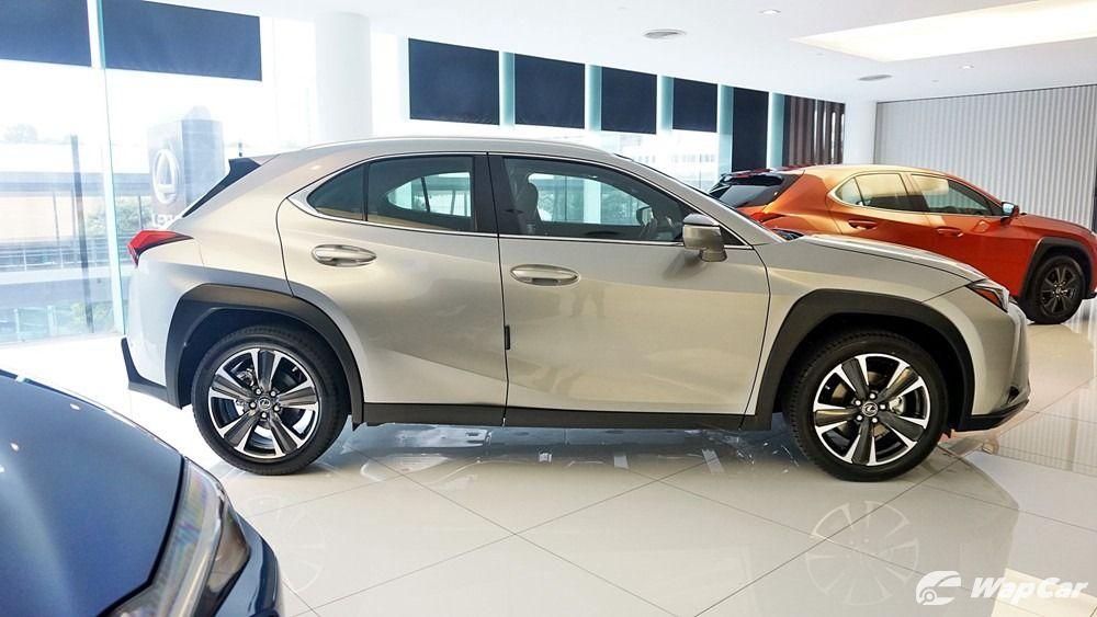 2020 Lexus UX 200 Luxury Others 004
