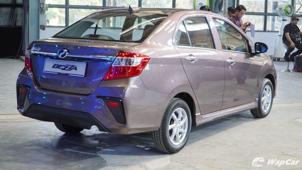 2020 Perodua Bezza 1.0 GXtra 1.0 AT Others 004