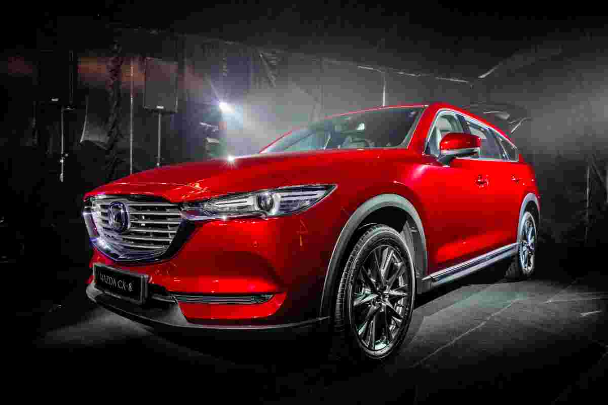 New Mazda CX-8 now open for booking, 4 variants est. RM 200k