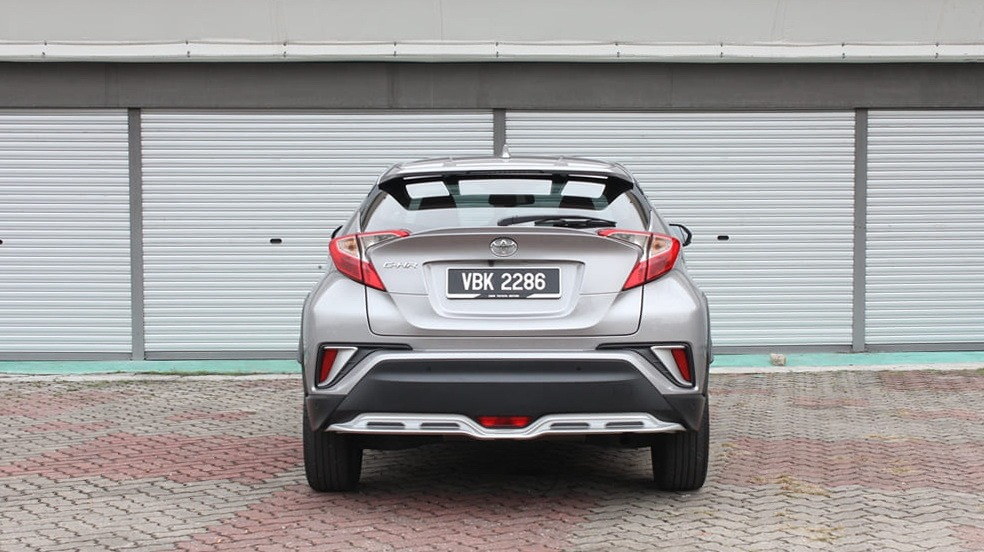 2019 Toyota C-HR 1.8 Others 005