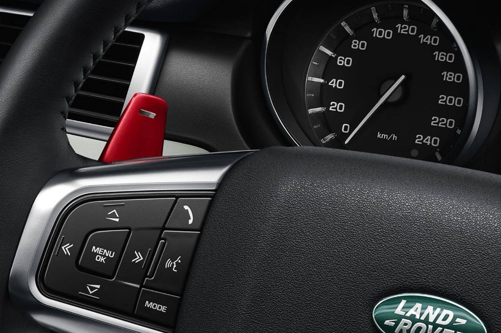 Land Rover Discovery Sport (2017) Interior 003