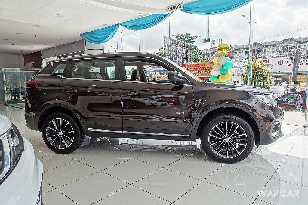 2018 Proton X70 1.8 TGDI Premium 2WD Others 004