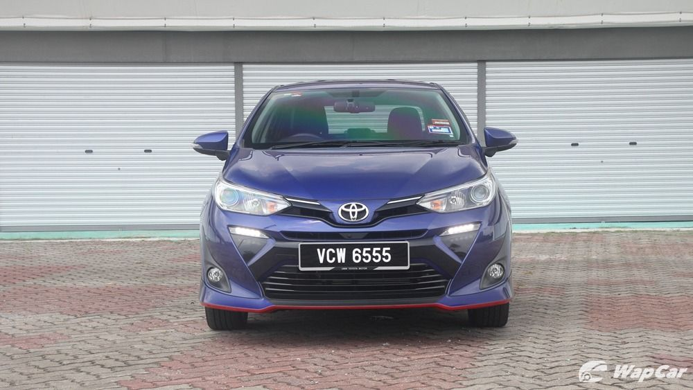 vios 2019 black-I am used to driving vios 2019 black. How powerful is the new vios 2019 black? Should i just give up?01