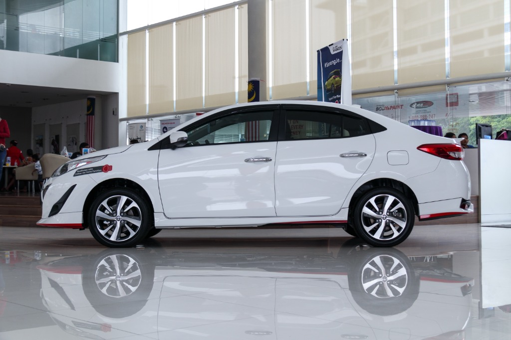 new model vios 2019-The car served me long enough. How much power does the new model vios 2019 engine make? How do i start?03