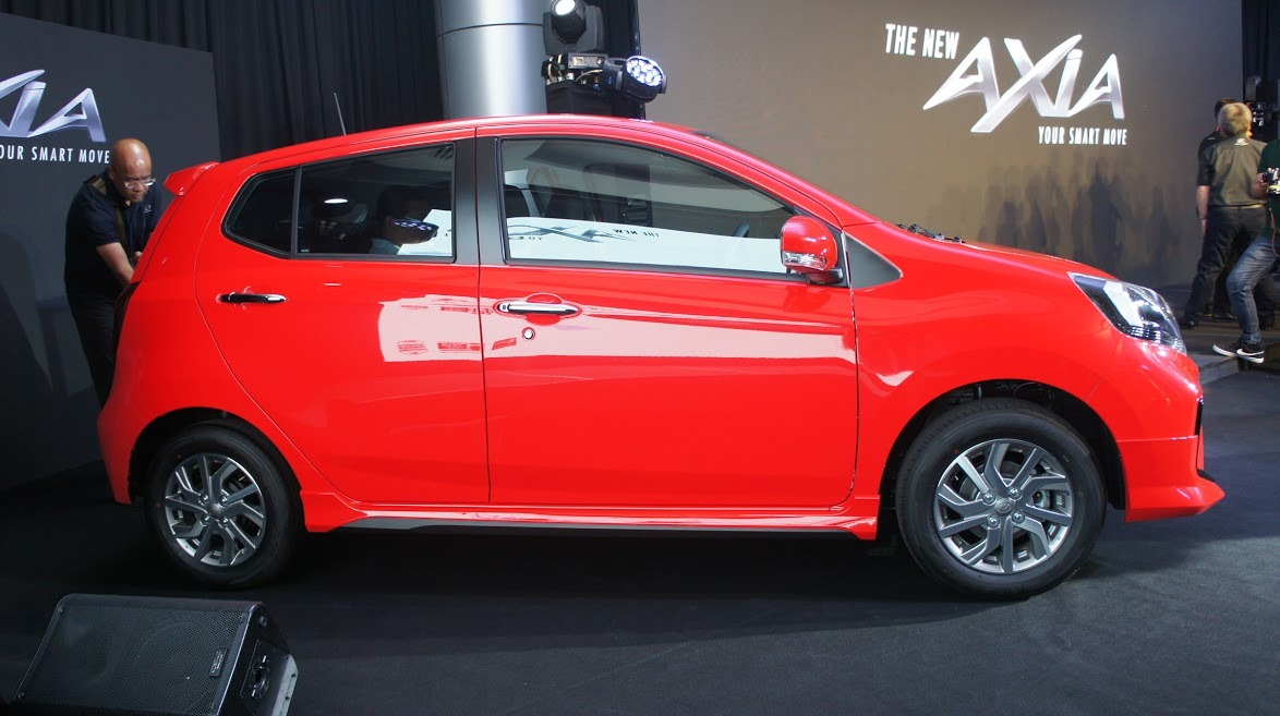 2019 Perodua Axia Advance 1.0 AT Others 004