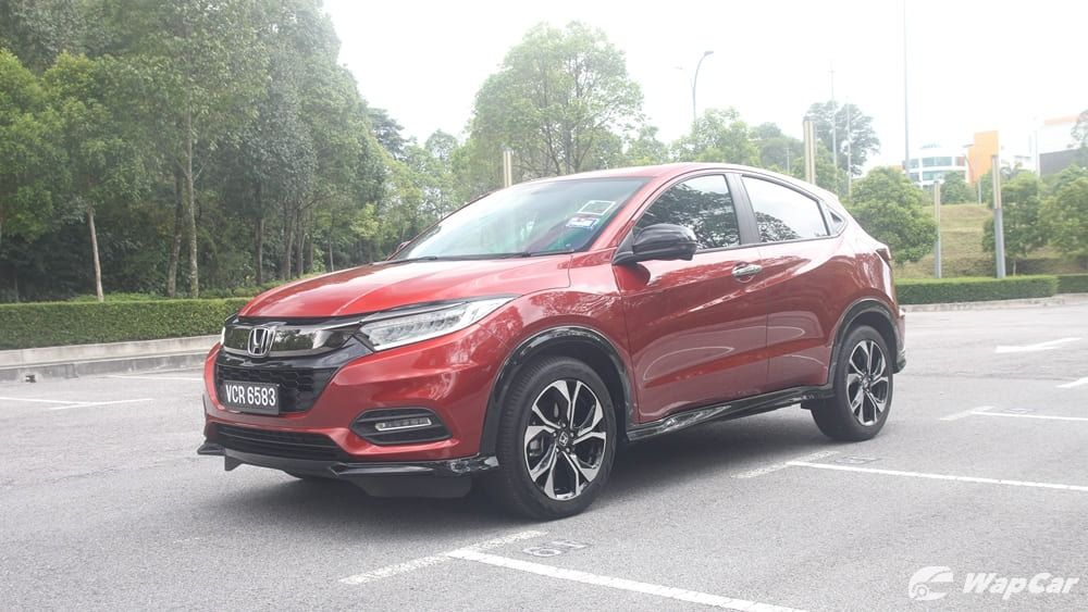 2019 Honda HR-V 1.8 RS Others 001