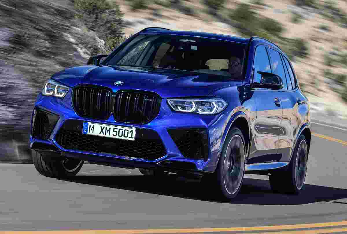 BMW M unveils the all-new BMW X5 M and X5 M Competition