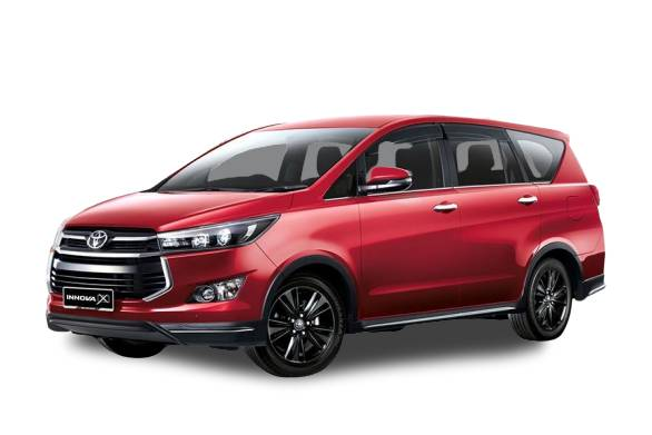 2018 Toyota Innova 2.0E (A)