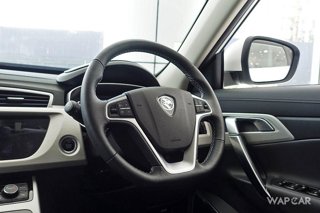 2018 Proton X70 1.8 TGDI Executive AWD Others 008