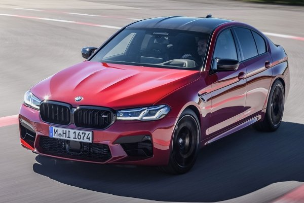 New 2021 BMW M5 (F90) debuts, do you like the new looks?
