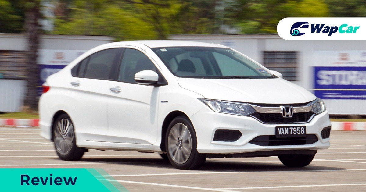Review Honda City Hybrid Electrified Performance For The Masses