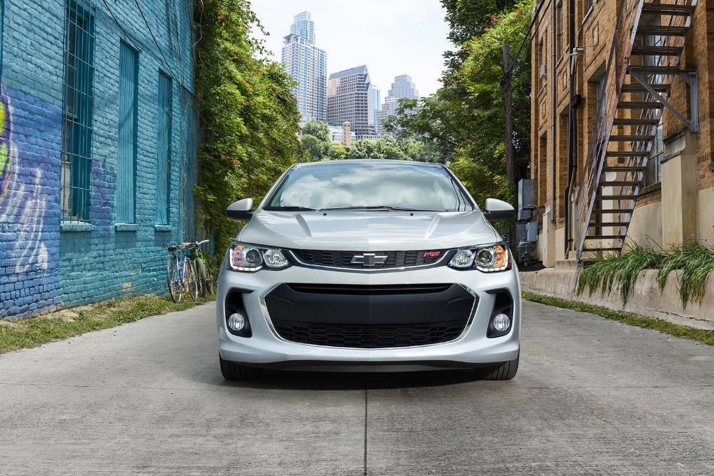 Chevrolet Sonic Sedan (2019) Others 002