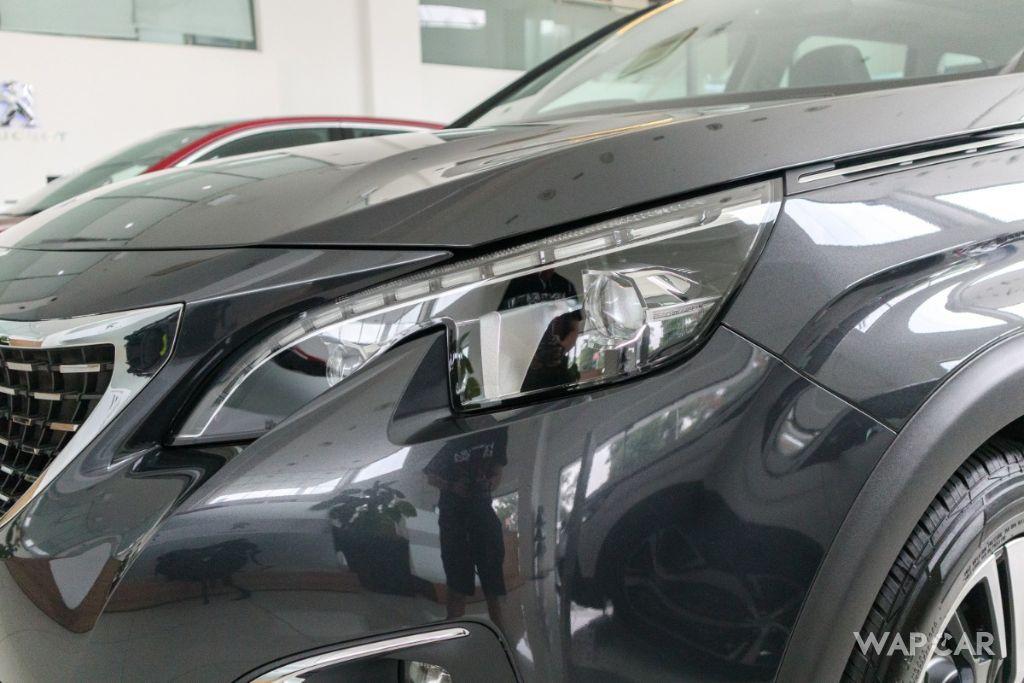 2019 Peugeot 5008 THP Plus Allure Exterior 007