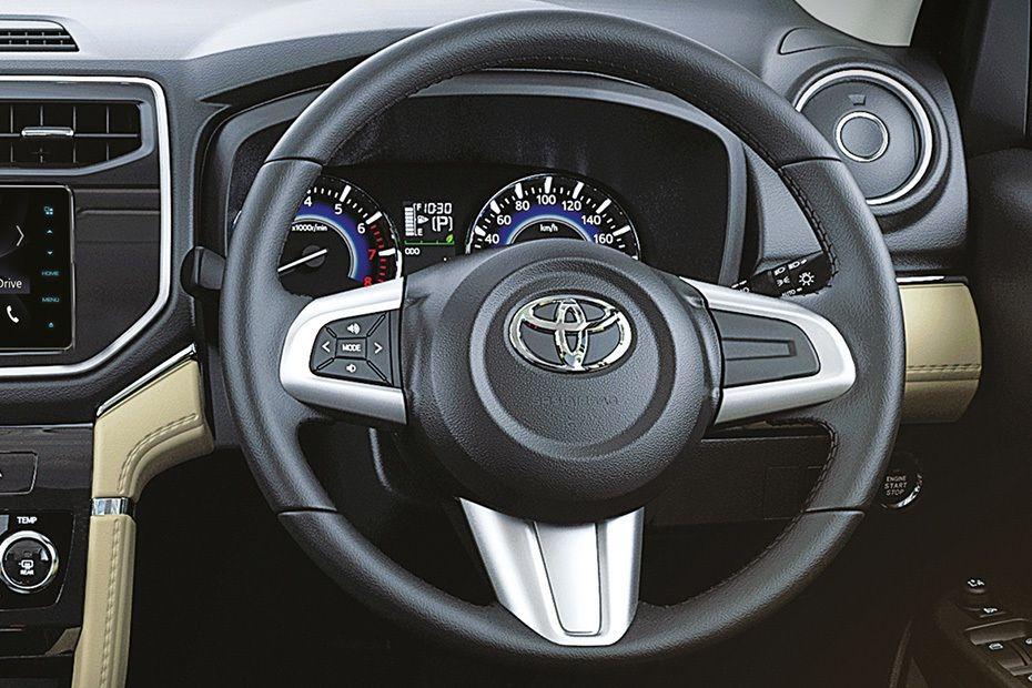 Toyota Rush (2019) Interior 002