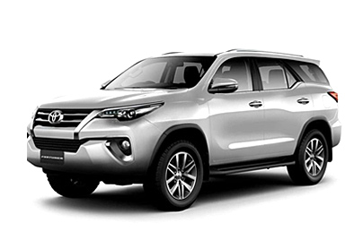 2018 Toyota Fortuner 2.4 AT 4x4