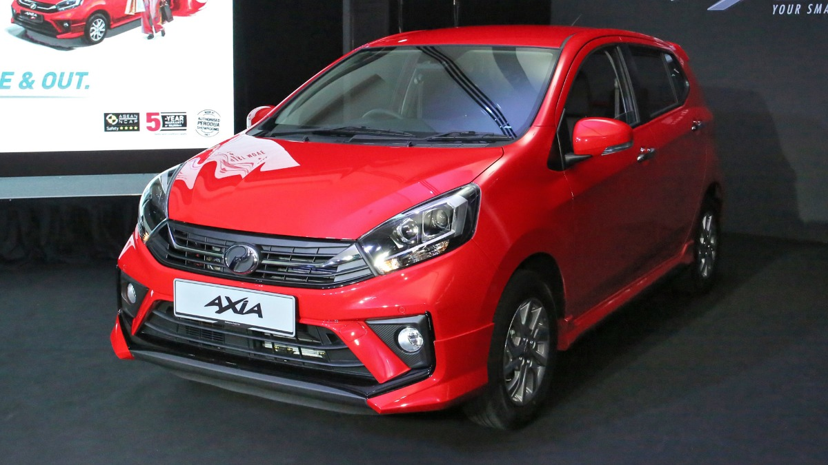 2019 Perodua Axia Advance 1.0 AT Others 001