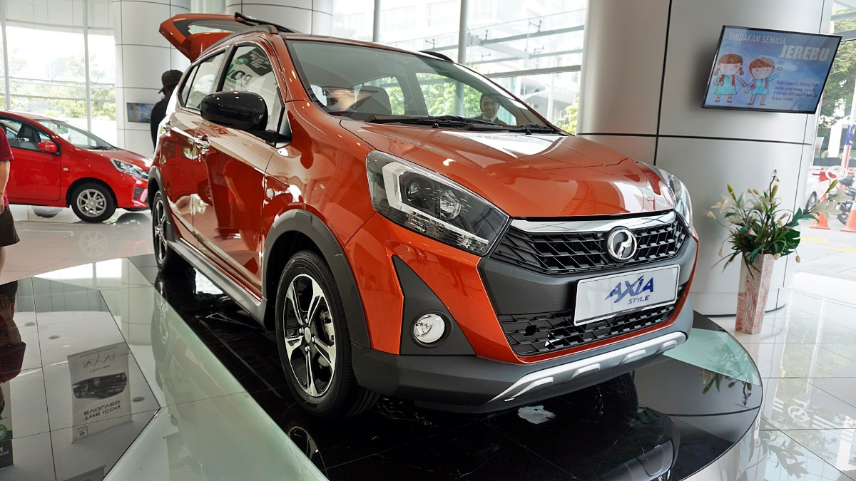 2019 Perodua Axia Style 1.0 AT Others 004