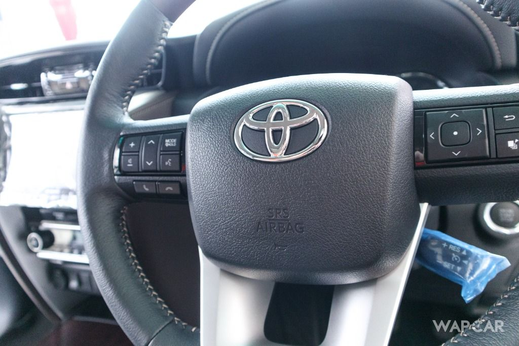 2018 Toyota Fortuner 2.7 SRZ AT 4x4 Others 006