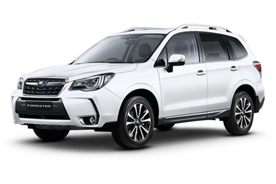 2018 Subaru Forester 2.0i-P