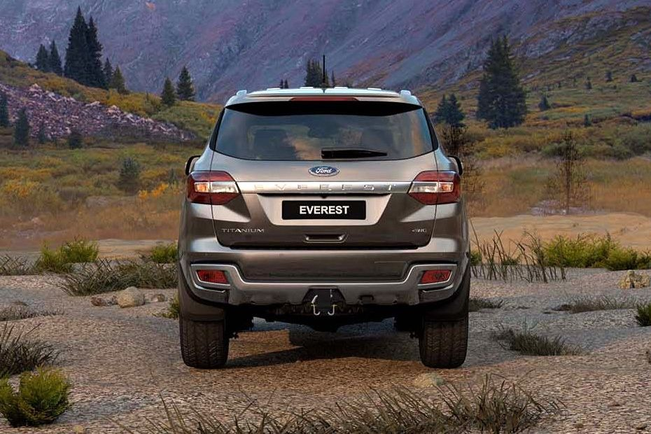 Ford Everest (2017) Others 007