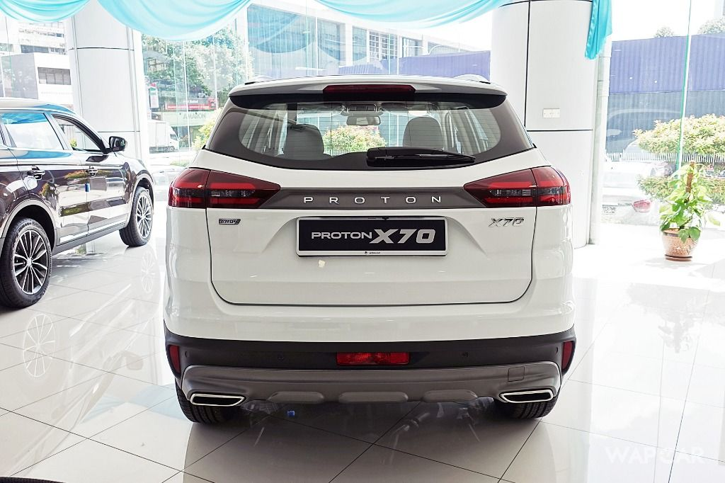 2018 Proton X70 1.8 TGDI Executive AWD Others 006