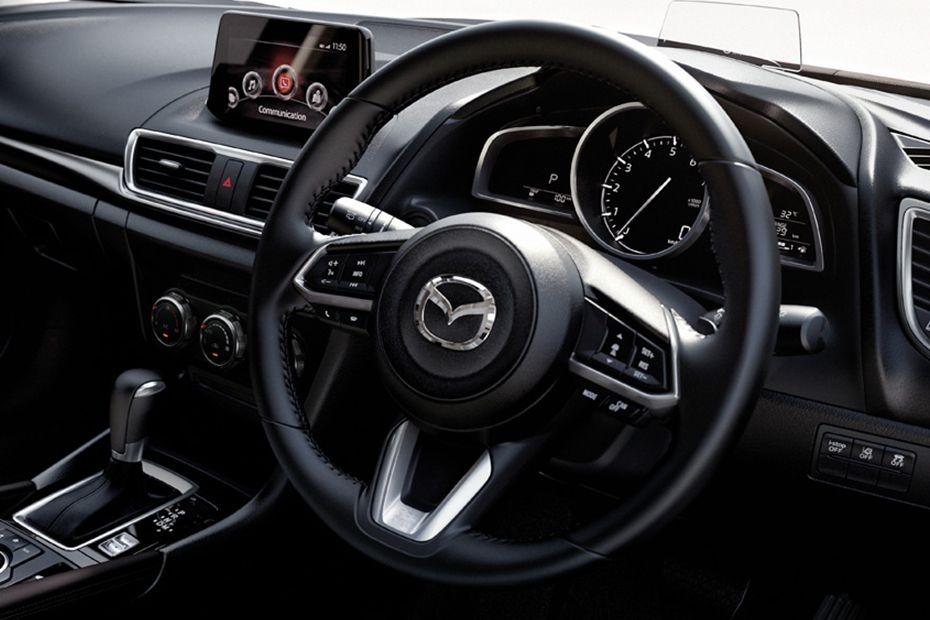 Mazda 3 Sedan (2018) Interior 001